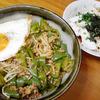 ピーマン丼 (オリジナル料理)
