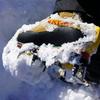 雪山を快適に  「アイゼン団子は要りません!」
