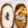20170830焼鮭弁当