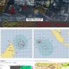【台風情報】インド洋に(TC03S『ALCIDE』・TC04S『BOUCHRA』・90W)と3つの台風のたまごが存在!米軍・ヨーロッパ中期予報センターの進路予想では今のところ『越境台風』とはならず、台風27号とはならない見込み!