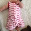生後2ヶ月の娘のこと。