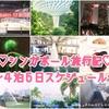 シンガポール旅行記★4泊5日の実際のスケジュールをまとめてみた!宿泊先はマリーナベイサンズ♡