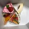 5月28日(火) ケーキいっぱい