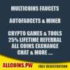 Allcoins.pwで効率よくレベルアップする方法