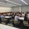 日本ビジネス実務学会の関東・東北ブロック研究会で講演。
