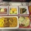 JAL 国際線 食事 シカゴ-成田便