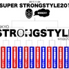 SUPER STRONGSTYLE2017バトルルール発表
