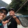 神奈川釣行記〜リヴァスポット早戸〜