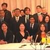 阿部広美さんの立候補表明の記者会見-動画