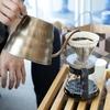 淹れたてコーヒーが毎日飲める!?BASEではハンドドリップが流行ってます