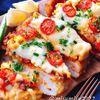 カレー唐揚げで低糖質ミートピザ!鶏胸肉の卵ピザ(動画有)