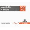 アモキシシリン(Amoxicillin)500mg