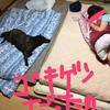 青いイナズマ〜甲斐犬サンはサンダー(イナズマ)のサン♪( ´θ`)