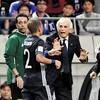 ハリルホジッチ監督の猛抗議がW杯出場を引き寄せた。