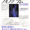 『物質と精神を繋ぐ  フォノグラムーー音の図形』「目次」のご紹介。