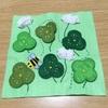 フェルトの布絵本⑤クローバーと蜂