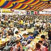 札幌夏の風物詩「さっぽろ夏祭り・大通ビアガーデン」開幕しました