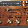 10個の空間系プリセットの収録されたハイクオリティの無料オルゴール音源『Victorian Music Box』