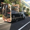 横浜市緑区からレッカー車で車検の切れた故障車を廃車の引き取りしました。