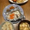 夫婦子供一人、3人暮らしの日々の料理をつらつら