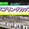 2018.4.20(金) ばんえい競馬 スプリングカップ (プレイバック)