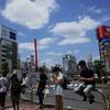 久しぶりの東京