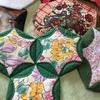 同級会  「ブーケの会」10月 ・バルコニーの花