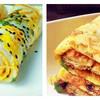 中国の朝食:中国式クレープ