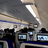 ANAで羽田→関空…国際線へ急ぐ:2019ドイツ旅・往路編2