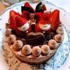 今年のクリスマスケーキはちょっと失敗・・・ でも、美味しくできるポイントも最後に紹介♪