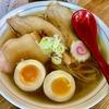 「ひよこラーメン」は鶏ガラと魚介系のあっさりラーメン!