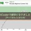 AtCoderで緑色になりました!【やってきたことまとめ】