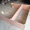 自動給水式、鳥小屋の制作