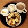 定点観測のような朝食風景 vol.2