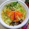 イオンの野菜タンメンは肉類なし!低脂質!