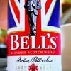 BELL'S ベル スコッチウイスキー ユニオンジャックラベル