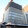 広島市中心部で建設中のビル/2019.11
