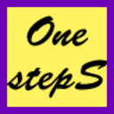 One stepS