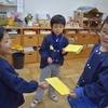3月の幼稚園「お別れ会」