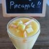 水曜日のジュース「Shining Pineapple!!」