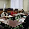 21日、高橋ちづ子衆院議員が国保広域化について県の担当から聞き取り