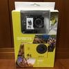 【レビュー】安すぎるgoproにそっくりなスポーツカメラを買ってみた!