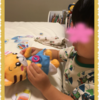 【こどもちゃれんじ】6月号 はなちゃんお世話セットにハマる!
