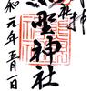 十二社 熊野神社の御朱印(東京・新宿区)〜消えて、消えて、さらに消えゆく街