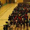 第18回神奈川県バドミントン協会会長杯小学生大会(新人戦)