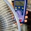 電磁波が身体に与える悪影響!電位測定シリーズ   『扇風機』
