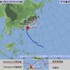 .その5.台風4号、沖縄暴風域。約10万戸が停電。