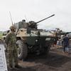 平成30年度富士総合火力演習予行 ~戦車、ヘリなど主要装備展示~