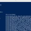 Azure Cloud ShellのPowerShellがGAしました