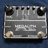 【エフェクターレビュー】MI Audio Megalith Delta V2
